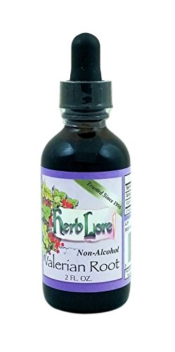 Valerian Root Extract Tincture – Organic – 2 Ounce Non Alcohol – Valerian Root Drops for Kids and Adults – Stress and Anxiety Relief and Natural Sleep Aid – Herb Lore For Sale