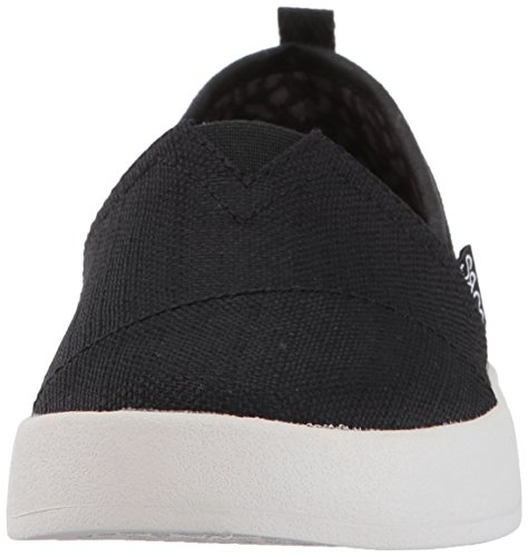 Skechers Bobs B-loved Donna Slip On Alpargata Sneakers Nere