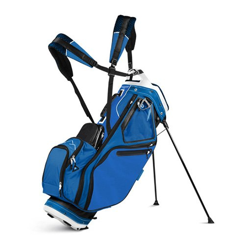 Sun Mountain 2017 5.5 LS (No Logo) Stand Bag - Black / Cobalt / White - CLOSEOUT by Sun Mountain (Image #1)
