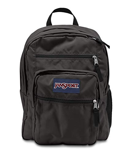 JanSport Big Student Classics Series Backpack - Forge Grey by JanSport (Image #8)