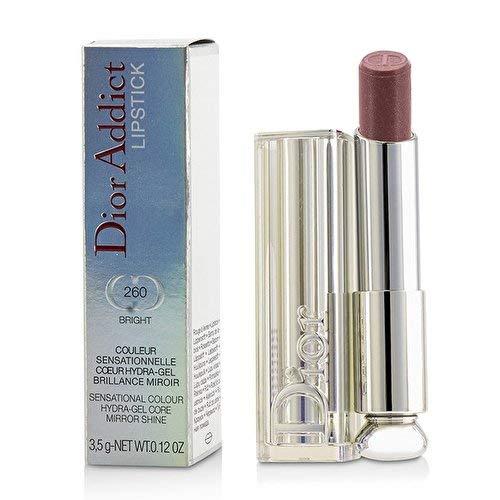 Christian Dior Addict Lipstick, No. 260 Bright, 0.12 Ounce
