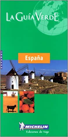 Guia verde de españaedicion 2002 Michelin Green Guide Espana Spain, Spanish Ed.: Amazon.es: Libros