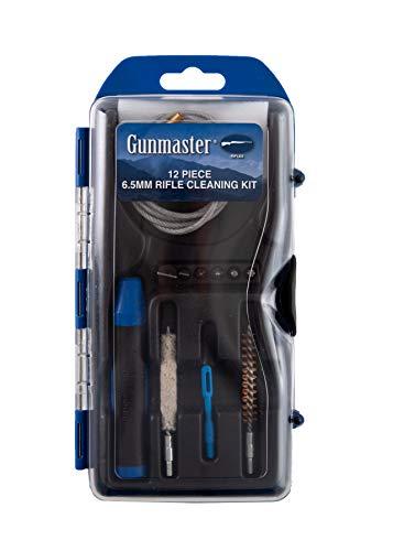 Gunmaster 6.5mm Rifle Cleaning Kit (12-Piece)