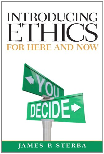 Introducing Ethics: For Here and Now (Mythinkinglab)