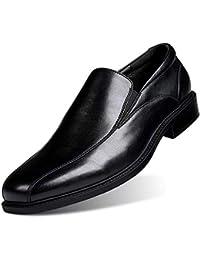 Men's Formal Leather Dress Shoes Slip-On Loafer