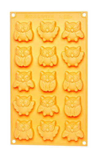 Silikomart 15 Cavity Cake Mold,