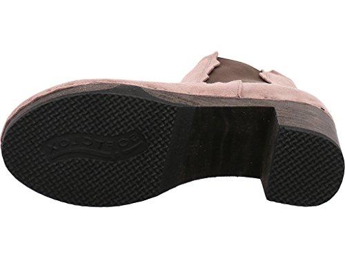 03 Mujer plata SoftcloxS3406 Botas Chelsea negro pdqxFntRFw