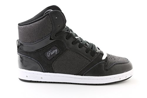 TRAINERS GIRLS TRAINERS BLACK PASTRY GLAM PIE FLASH LOW SHOES