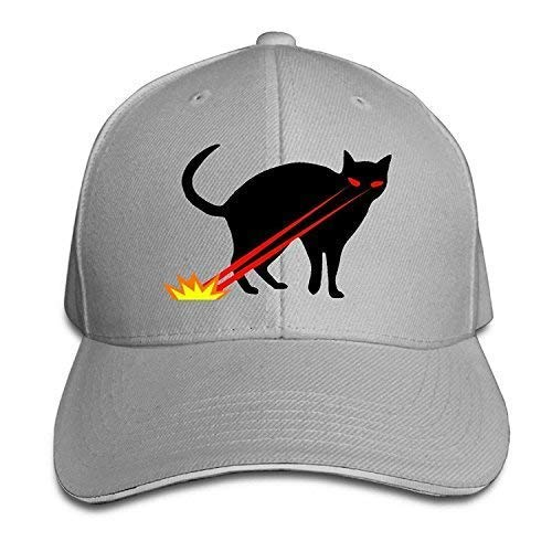 (QKBUY The Flying Spaghetti Monster Baseball Caps with Black 270)