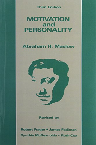 personality and motivation leaflet The programming features more than 25 sessions, including managing the dark side of your personality and developing the bright side and getting off the couch, an exercise in motivation strategies.