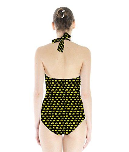 CowCow - Traje de una pieza - para mujer amarillo