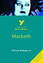 Macbeth, William Shakespeare (York Notes Key Stage 3)