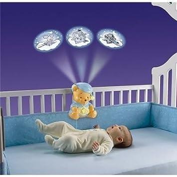 Amazon.es: Fisher-Price - J9700 - Winnie Pooh el despertador ...