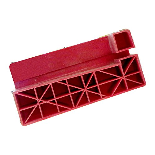 FastCap 02170 FASTSHIM Molded Custom Fast Shim, Red