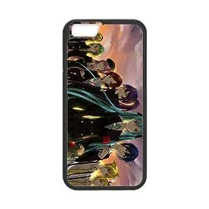 iPhone6 Plus 5.5 inch Phone Cases Black Vocaloid CBE010657