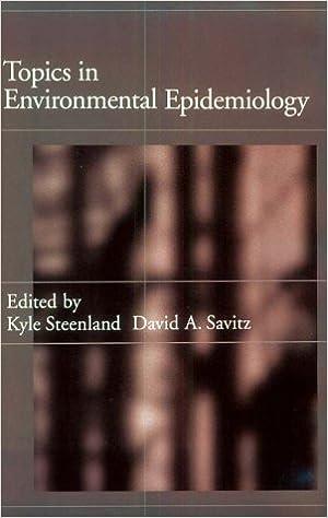 Handbook of Spatial Epidemiology Dartmouth College