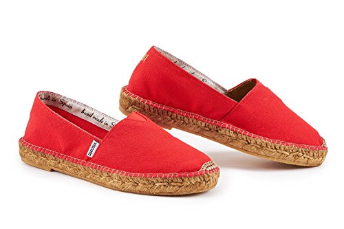 interna per da con Red Espadrillas Barceloneta originali maggiore comfort donna Viscata cucitura elastico Iq8ZzwZnE