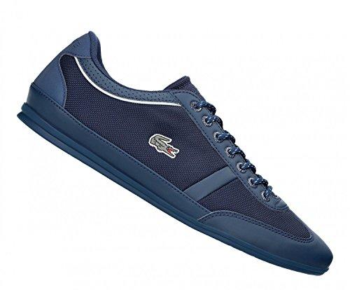 Lacoste Misano Sport 218 Cam 735cam008495k Navy Sneaker Blau