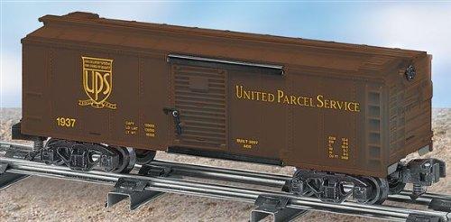 American Flyer UPS Centennial Boxcar - Lionel Ups