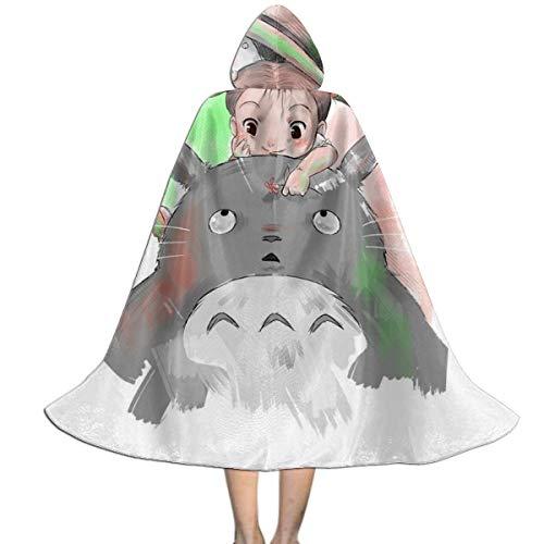 QINWEILU Cute Mei My Neighbor Totoro Unisex