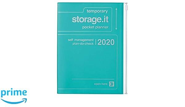 MARKS 2020 Taschenkalender A5 vertikal, Storage.it ...