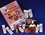 Chef Paul Prudhomme's Magic Seasoning Blends ~ Total Magic Giftpack - ''LOUISIANA KITCHEN''