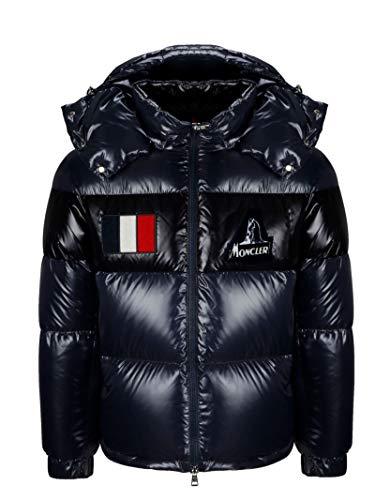 Moncler Luxury Fashion Mens Down Jacket Winter Blue (Jacket Men Moncler Color)