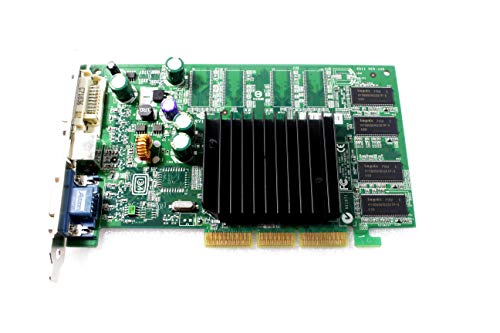 9Y452 - Dell nVidia FX5200 128MB AGP Video Card G0001