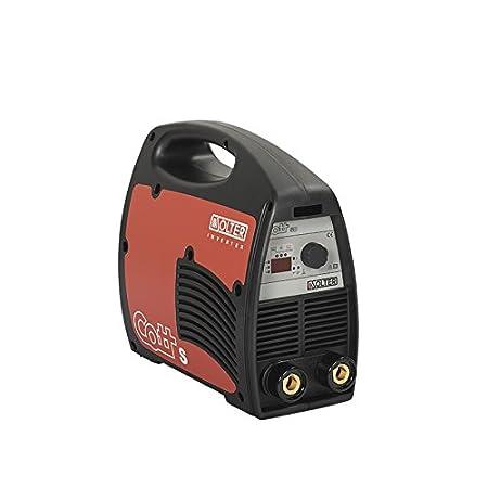 Solter 04254 Inverter COTT 195 SD Superboost + maletín 8 W, 240 V, Rojo: Amazon.es: Bricolaje y herramientas