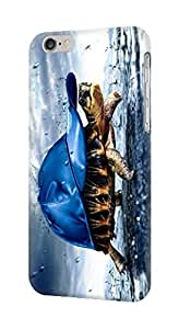S0084 Turtle in the Rain Case Cover for IPHONE 5C