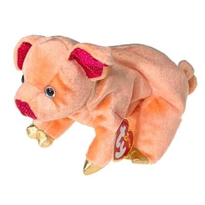 Ty Beanie Babies - Zodiac Pig: Toys & Games