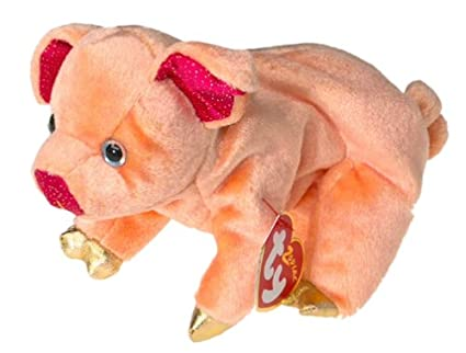 2d09b973efc Image Unavailable. Image not available for. Color  Ty Beanie Babies - Zodiac  Pig
