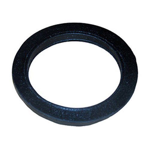 LASCO 02-3029 Rubber Gasket for Waste And Overflow Plate Bathtub (Tub Faceplate Overflow)