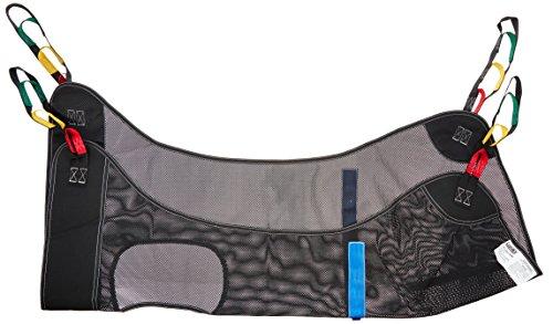Lumex FMC116 Full-Body Mesh Commode Sling, X-Large