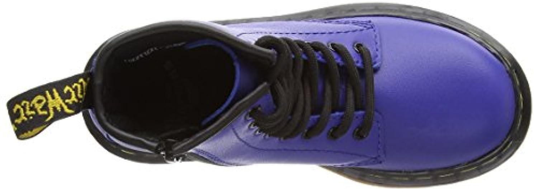 Dr. Martens Delaney Softy T Wild Blue, Unisex Kids' Boat Shoes, Blue (wild Blue), 36 EU (3 UK)