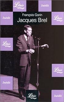 Jacques Brel par Gorin