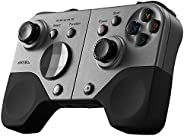 SHAKS S5b Wireless Gamepad Controller for Android, Windows, iOS and Supporting X-Cloud, Stadia, Geforce - Port
