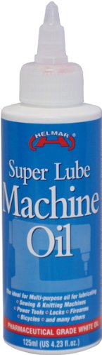 HELMAR Colonial 29 Super Lube Machine Oil