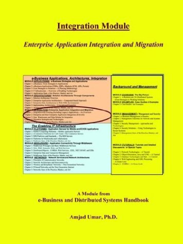 E-Business and Distributed Systems Handbook: Integration Module ()