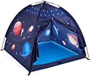 Gentle Monster Play Tent for Kids, Space World Tent, Pop Up Tent for Boy's Gift, Toddlers Universe Playhouse T