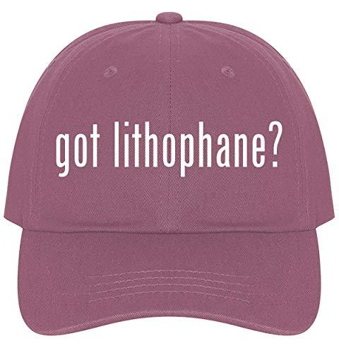 The Town Butler got Lithophane? - A Nice Comfortable Adjustable Dad Hat Cap, Pink ()