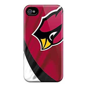 IanJoeyPatricia Iphone 6 Excellent Hard Phone Covers Provide Private Custom Vivid Arizona Cardinals Skin [Jup3730tsQH]