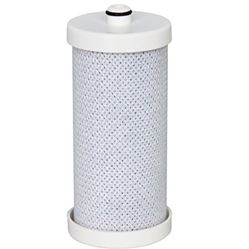 Golden IcePure RFC2300A Water Filter Replacement Cartridge Compatible with Frigidaire WF1CB
