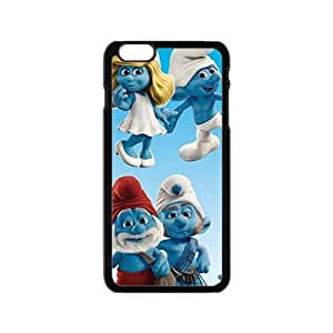 Charming The Smurfs Cell Phone Case for Iphone 6