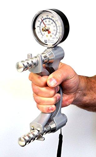 Jamar Hydraulic Hand Dynamometer - Lafayette Hydraulic Hand Dynamometer - Made in USA