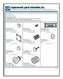 Foot Control III Service Kit ADK245