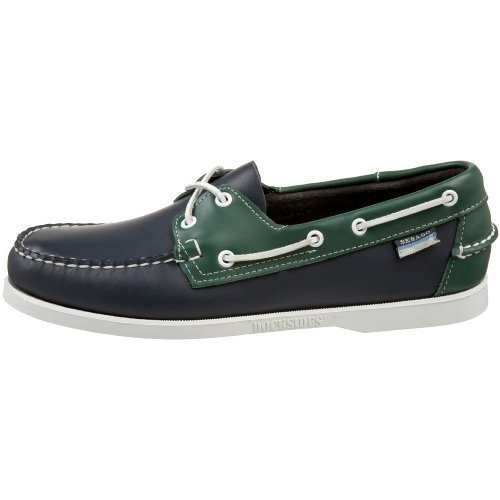 Shoes Navy Sebago Spinnaker Boat Men's Marine vert Portland Nbk Fgl green qY0YU