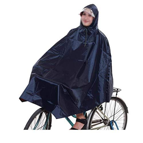 Unique Outdoor 5 Impermeabile Moda Monopattino Bicicletta Cappuccio Con Stlie Tinta Da Unita Poncho In Elettrico qaI6z