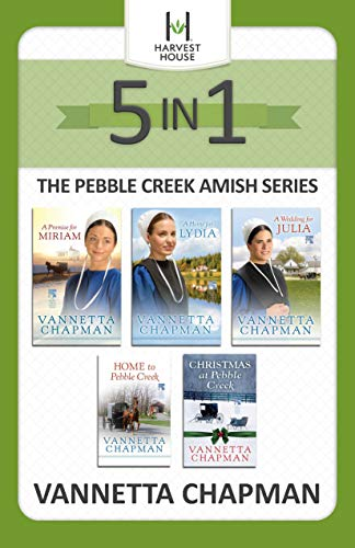 The Pebble Creek Amish Series: 5-in-1 eBook Bundle (Creek Pebbles)