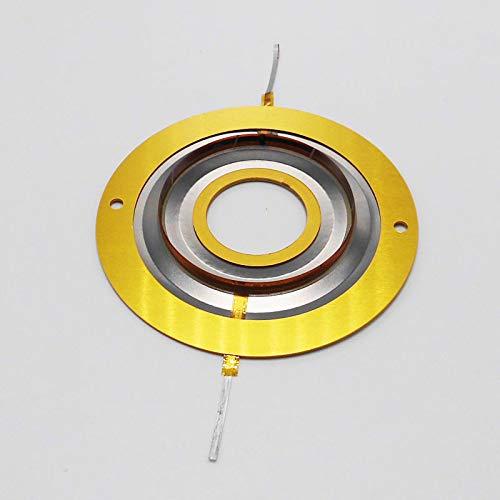 FidgetGear Replacement Diaphragm for P-Audio's PST-535 and PST-545 Bullet Tweeter, 8 Ohm
